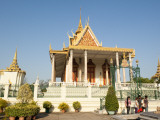 Silver Pagoda at Royal Palace