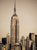 Empire State Building Amongst High-Rise