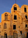 Four-Storey Ksar (Fortified Granary Consisting of Ghorfas, or Individual Grain Stores)