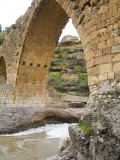 Arch of Delal Bridge ('Beautiful Bridge'), Kurdistan