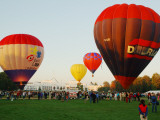 Hot-Air Balloon Festival at Old Parliament House