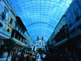 Inside Mercato Shopping Centre