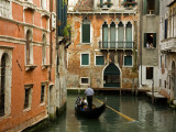 Buy Gondola on Canal in San Marco District at AllPosters.com
