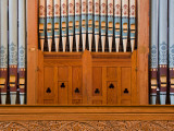 Organ in Christchurch Cathedral