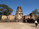 Row of Sanctuaries, Prasat Kravan