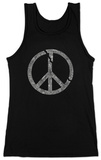 Juniors: Tank Top - Broken Peace