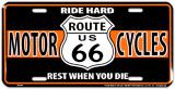 Route 66 Biker
