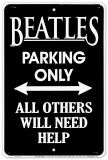 Beatles Parking
