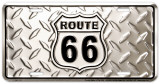 Route 66 Diamond Plate