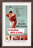 It Started with a Kiss, Debbie Reynolds, Glenn Ford, 1959