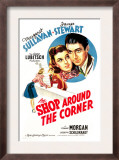 Shop around the Corner, Margaret Sullavan, James Stewart, 1940