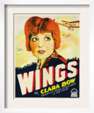 Wings, Clara Bow, 1927