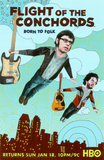 The Flight of the Conchords