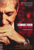 Leonard Cohen I'm Your Man Masterprint