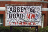 Abby Road - Sign