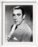 Anthony Quinn, United Artists Publicity Shot, 1957