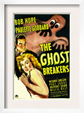 The Ghost Breakers, Bob Hope, Paulette Goddard, 1940