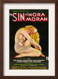 The Sin of Nora Moran, Poster Art, 1933