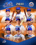 New York Mets 2011 Team Composite