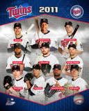 Minnesota Twins 2011 Team Composite
