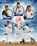 New York Yankees 2011 Triple Play Composite