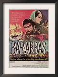 Barabbas, from Left, Anthony Quinn, Silvana Mangano, 1962