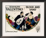 Blood and Sand, Rudolph Valentino, Nita Naldi, 1922