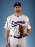 Los Angeles Dodgers Photo Day, GLENDALE, AZ - FEBRUARY 25: Casey Blake