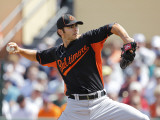 Baltimore Orioles v Detroit Tigers, LAKELAND, FL - MARCH 04: Jake Arrieta