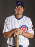 Chicago Cubs Photo Day, MESA, AZ - FEBRUARY 22: Tyler Colvin