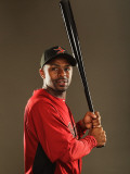 Houston Astros Photo Day, KISSIMMEE, FL - FEBRUARY 24: Michael Bourn
