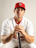 St. Louis Cardinals Photo Day, JUPITER, FL - FEBRUARY 24: David Freese