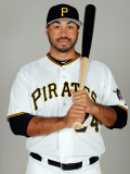 Pittsburgh Pirates Photo Day, BRADENTON, FL - FEBRUARY 20: Pedro Alvarez