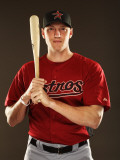 Houston Astros Photo Day, KISSIMMEE, FL - FEBRUARY 24: Hunter Pence