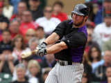 Colorado Rockies v Arizona Diamondbacks, SCOTTSDALE, AZ - FEBRUARY 26: Ian Stewart