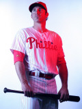 Philadelphia Phillies Photo Day, CLEARWATER, FL - FEBRUARY 22: Chase Utley
