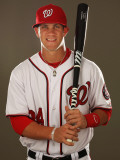 Washington Nationals Photo Day, VIERA, FL - FEBRUARY 25: Bryce Harper