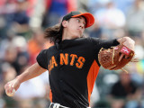 Chicago Cubs v San Francisco Giants, SCOTTSDALE, AZ - MARCH 01: Tim Lincecum