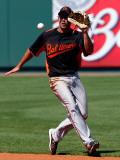 Baltimore Orioles v Pittsburgh Pirates, BRADENTON, FL - FEBRUARY 28: J.J. Hardy