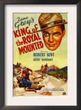 King of the Royal Mounted, Robert Kent, 1936