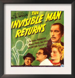 The Invisible Man Returns, 1940