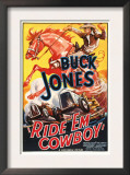 Ride 'Em Cowboy, Buck Jones, 1936