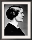 Susan B. Anthony, American Civil Rights Leader, 1860