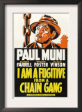 I Am a Fugitive from a Chain Gang, Paul Muni, 1932
