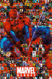 Marvel - Spidey Collage Poster
