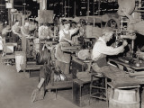 Early 20Th Century Production Line