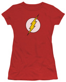 Juniors: DC-Flash Logo