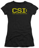 Juniors: CSI-Logo