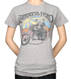 Juniors: Grateful Dead Bear on Motorcycle