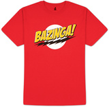 Big Bang Theory - Bazinga! No Face